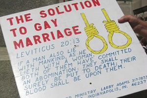 Solutions To Gay Marriage 91
